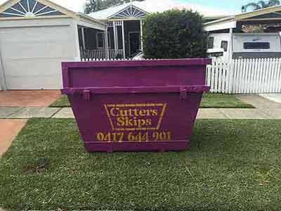 Brisbane Rubbish Skips - Cutters Rubbish Skips