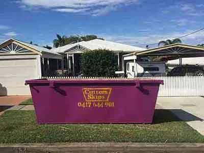 6m Brisbane Skip Bin Hire - Cutters Skips
