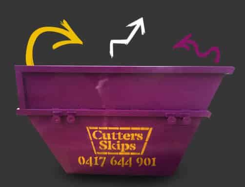 Mini Skips Brisbane - Cutters Mini Skips