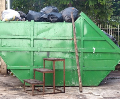 What Can You Put In When You Hire A Skip Bin?